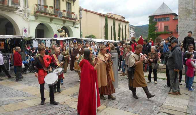 Mercat Medieval dels Canonges